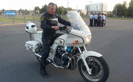 Сотрудники ГИБДД Казани охотятся на мотоциклистов и авто с тонированными стеклами
