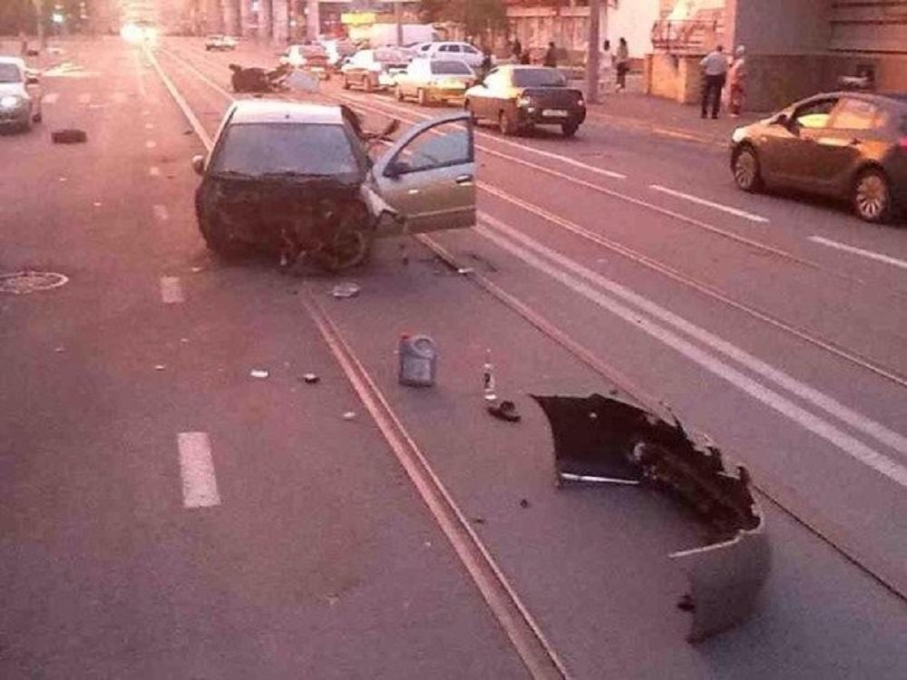 Страшное ДТП в Казани – без летального исхода