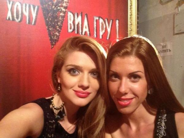 Татарстанские девушки – претендентки на участниц группы «Виа Гра»