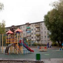 По итогам конкурса был определен самый лучший двор Казани