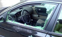 Полиция предупреждает об увеличении числа краж из машин