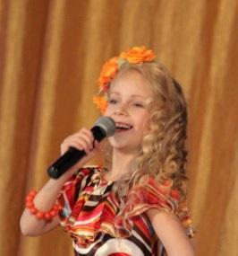 В «Детском голосе-2»будет петь юная Марина Мищенко из Набережных Челнов