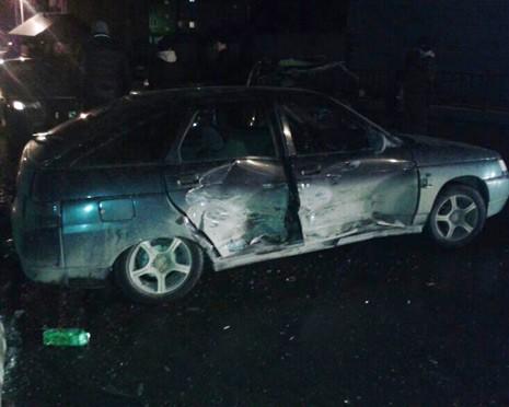 Происшествия на дорогах города Нижнекамска