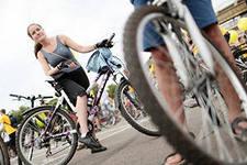 Новый велосезон откроется пробегом