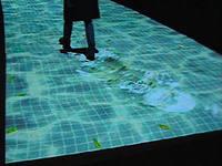 Интерактивная система - интерактивный пол