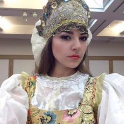 Татарстанские участницы конкурсов «Топ-модель Мира» и «Славянский базар»
