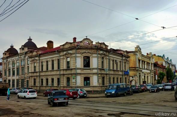 Сколько стоят дороги Старо-Татарской слободы?