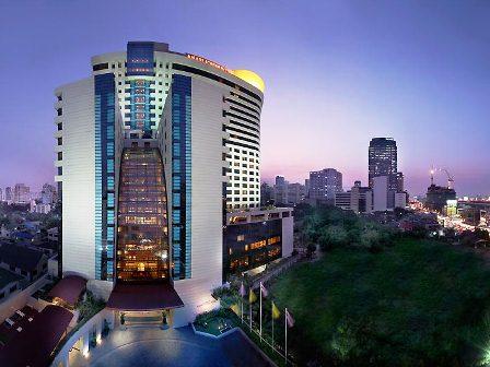 Выбор отеля в Бангкоке