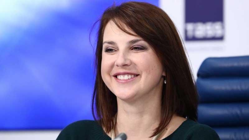 Ирина Слуцкая в третий раз стала мамой