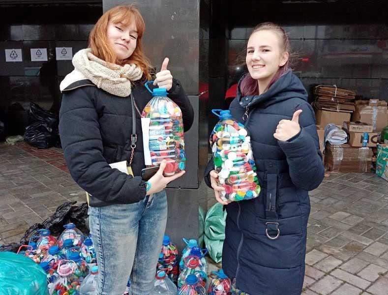 В Казани прошли экологические акции