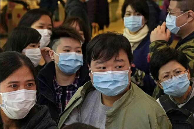Китайский учёный пришёл к выводу, что штамм COVID-19 из Пекина старше, чем штаммы вируса в Европе