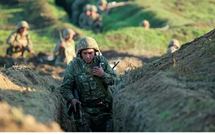 Возобновились боевые действия на границе Армении и Азербайджана