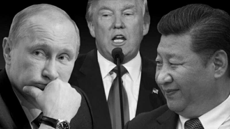 Трамп предлагает России объединиться против Китая