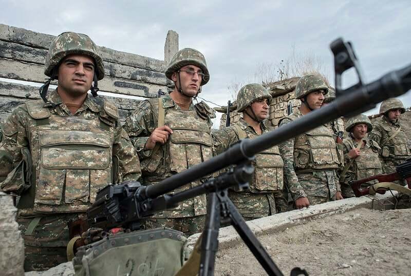 Никол Пашинян сообщил об успехах армянской армии