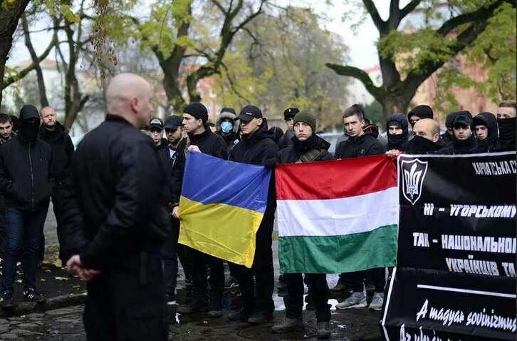 От Украины может отделиться Закарпатье